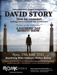 David Story – Live in Concert – Benefiting SUKA Society