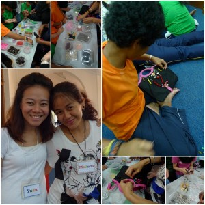 Sharing Special Moments by Melinda Looi